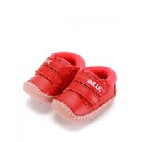 百丽童鞋幼童鞋可爱甜美舒适保暖学步鞋棉鞋 (105-115)