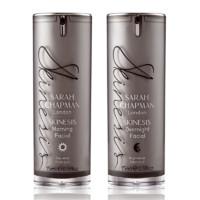 限新用户 : SARAH CHAPMAN 日夜护肤两件套装(日间防护亮肤精华油15ml+夜间修复焕肤油15ml)