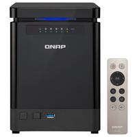 QNAP 威联通 TS-453Bmini 四盘位NAS网络存储(J3455、8G内存)