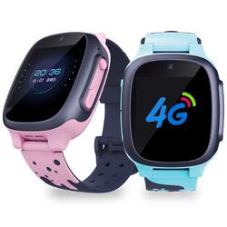 小豹 4G 智能儿童电话手表 防水 定位 视频通话