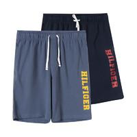TOMMY HILFIGER 男士短裤09T3541 *2件