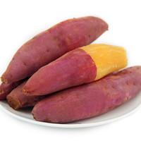 芮瑞 沙地红薯烟薯  2.5kg *2件