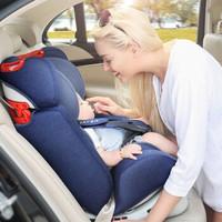 乖乖乐儿童安全座椅汽车用车载0-12岁宝宝婴儿坐椅正反安装可调节可坐可躺