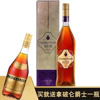 拿破仑金尊VSOP法国干邑白兰地原装进口洋酒 700ml 拿破仑VSOP *2件