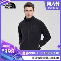 THE NORTH FACE 北面 3VRG 男士抓绒外套