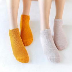 邦贝鹿  C135 女士浅口短袜 5双装