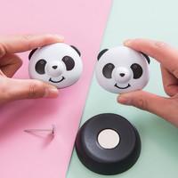 米选  Q萌熊猫被子固定器 4个装