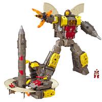 孩之宝(Hasbro)变形金刚 男孩儿童玩具礼物 决战塞伯坦 泰坦级 S29 大力金刚E4287