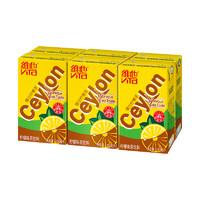 ViTa 維他 锡兰柠檬茶 250ml*6盒 *8件