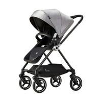 gb好孩子 婴儿推车 swan天鹅碳纤维高景观婴儿车