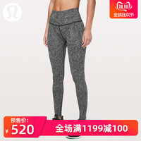 lululemon丨Wunder Under 女士运动高腰瑜伽紧身裤LW5BN0S