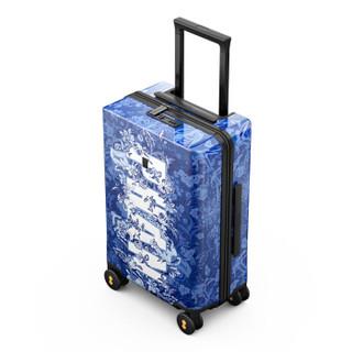 LEVEL8 周杰伦&蒋先威联合设计款 旅行箱 青瓷蓝 20寸