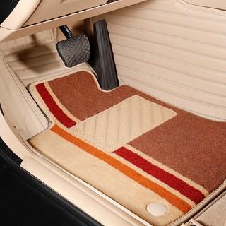 NILE 尼罗河 19年新款超弹丝 全包围汽车丝圈脚垫