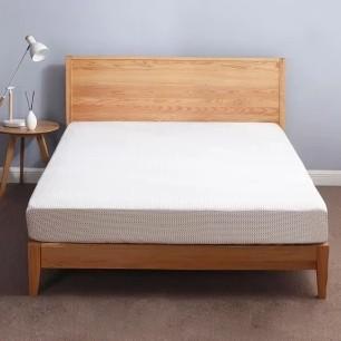 移动专享、双11预售 :  COMO LIVING 铜纤维床垫保护套 1.2m床