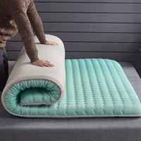 蔲伊·布阁家纺 乳胶有氧纤维榻榻米床垫 90*200cm*10cm