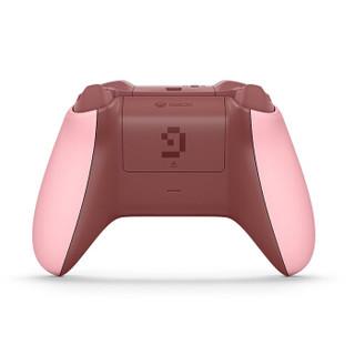 Microsoft 微软 我的世界【粉猪】 xbox one 电脑蓝牙无线游戏手柄