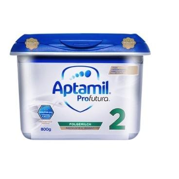 绝对值:Aptamil 爱他美 白金版 婴儿奶粉 800g 2段 8罐装