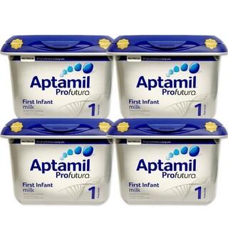 双11预售 : Aptamil 爱他美 白金版 婴儿配方奶粉 1段 800g*4