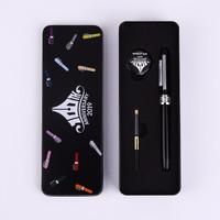 PLATINUM 白金 PGB-1000 钢笔 0.38mm 富士山礼盒套装 *3件