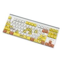 CHERRY 樱桃 MX BOARD 8.0 87键机械键盘 皮卡丘限定版 红轴