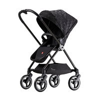 gb 好孩子 swan GB826-R118BB 高景观婴儿推车+gb 好孩子 SR410 儿童三轮车