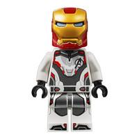 LEGO 乐高 超级英雄 30452 钢铁侠与Dum-E