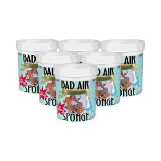 21日0点双十一预售:BAD AIR SPONGE 空气净化剂 400g*6只