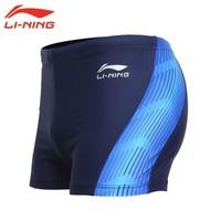 LI-NING 李宁 103 男士平角游泳裤