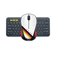 Logitech 罗技 K380 无线键盘 + M238 世界杯 无线鼠标 键鼠套装