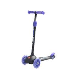 好孩子儿童滑板车2-5岁三轮小孩溜溜车宝宝闪光初学滑滑车踏板车