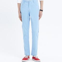 Meters bonwe/美特斯邦威 休闲裤男弹力修身直筒韩版长裤男装学生裤子