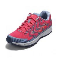 Columbia 户外女款缓震竞速越野跑鞋
