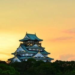 红叶季!国航直飞!杭州-日本大阪往返含税机票