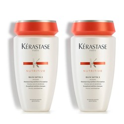 KÉRASTASE 卡诗 滋养恒护洗发水 250ml*2件装