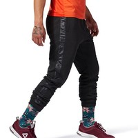 双11预售 : Reebok 锐步  FRENCH TERRY男子长裤