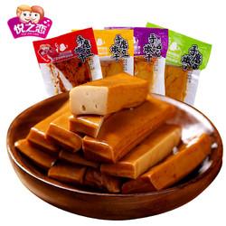 悦之恋 手磨嫩豆干1000克15.8元