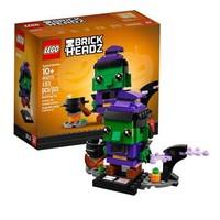 乐高(LEGO)积木玩具 大头公仔方头仔系列 40272 女巫