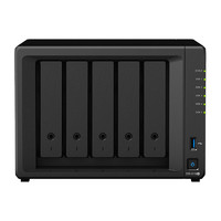 Synology群晖DS1019+ NAS 网络存储服务器 云存储DS1517+升级版