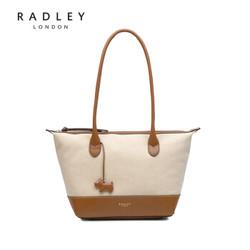 蕾德莉 Radley 英国女包2019新款女士时尚中号托特包15122 NATURAL F