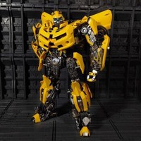 王者威将变形玩具金刚放大MPM03大黄蜂28cm