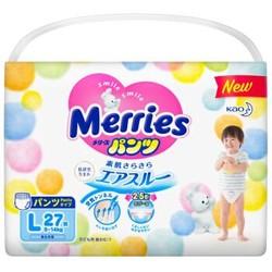 花王(Merries)学步裤 L27片 *6件