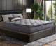 金可儿乳胶床垫席梦思 酒店床垫1.5m1.8米护脊独立弹簧床垫 繁星B 6449元