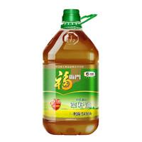 福临门 AE非转基因压榨菜籽油 5.436L *3件