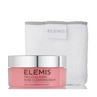 银联专享 : Elemis 艾丽美 玫瑰骨胶原卸妆膏 粉瓶 105g