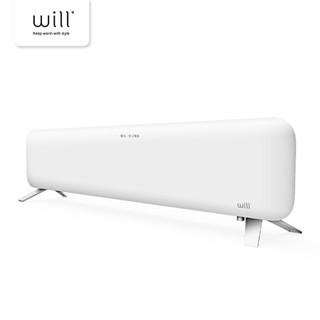 家愿取暖器/电暖器 线/静音速热 智能恒温 LED触摸遥控 IB2000PTIM