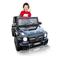 贝瑞佳儿童电动车四轮奔驰越野童车儿童玩具车可坐人