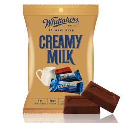新西兰进口惠特克迷你牛奶巧克力180g能量补充下午茶搭档