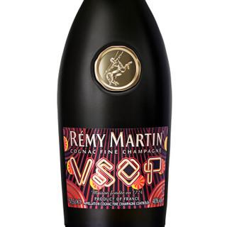 RÉMY MARTIN 人头马 V.S.O.P优质香槟区干邑白兰地 潮玩珍藏版 (375ml)