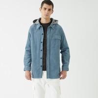 C&A 200222597 男士灯芯绒衬衫外套