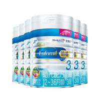 MeadJohnson Nutrition 美赞臣 安儿宝A+铂睿 婴儿奶粉 3段 850gX6罐